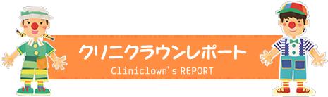 クリニクラウンレポート